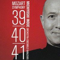井上道義 モーツァルト:交響曲 第39,40,41番