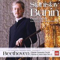 ブーニン ベートーヴェン:協奏曲第3番、悲愴ソナタ